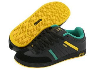 Circa 114 Black/Yellow/Green