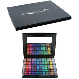 Deluxe Kleancolor Pro Artistry Frost 120 color Eye Shadow Palette