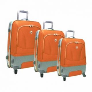 Luggage America HF 7300 3 OR Olympia Excalibur 3 pc