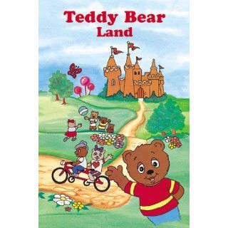 Teddy Bear Land Personalized Book 9 X 6: Everything Else
