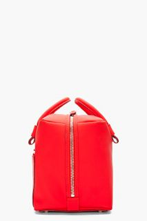 Marc Jacobs Vivid Red Leather Antonia Bag for women