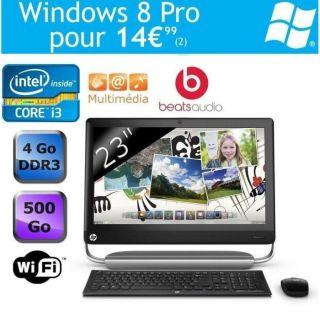 HP TouchSmart 520 1220ef Desktop PC   Achat / Vente ORDINATEUR TOUT EN