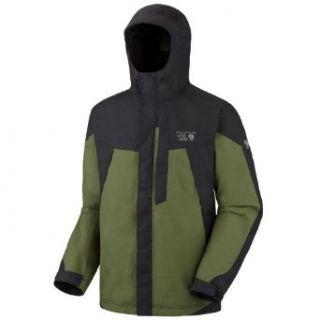 Mountain Hardwear Mens Exposure Parka Clothing