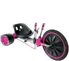 The Original Huffy Green Machine for Girls in PINK 20 inch