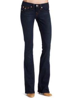 True Religion Womens Becky Petite Women Jean: Clothing