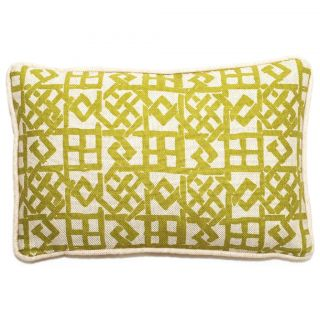 Corona Decor 17 Inch x 11 Inch Lattice Pattern Throw Pillow Today $60