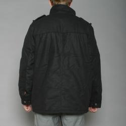 Sportier Mens Black Jacket