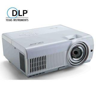 ACER S1210 Vidéoprojecteur DLP XGA Focale courte   Achat / Vente