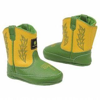 John Deere Kids 192 Boot (Infant/Toddler): Shoes