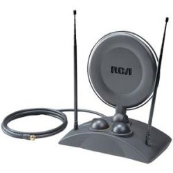 RCA ANT1250 High Power Amplified Indoor TV Antenna