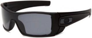 Oakley Mens Batwolf Polarized Rectangular Sunglasses