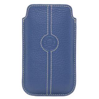 HOUSSE COQUE TELEPHONE Fourreau Bleu Taille L Sony Ericsson Xperia