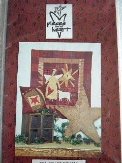 FOLLOW THE STAR QUILTING PATTERN 193 FROM PIECES FROM MY