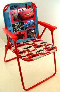 Disney Pixar Cars Lawn Patio Chair for Child 2011 Cars 2