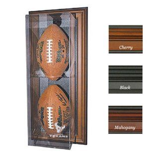 Houston Texans Nfl Case Up Football Display Case
