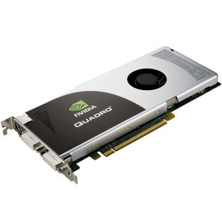 Dell nVIDIA Quadro FX3700 512MB GDDR3 KY246 DVI PCI E Graphics Card