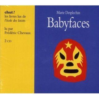 BABYFACES   Achat / Vente livre Marie Desplechin pas cher