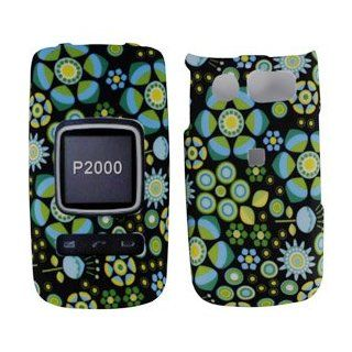 Neon Flower Premium Designer Hard Protector Case for Pantech Breeze II