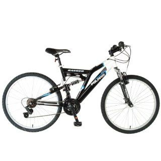 Polaris Ranger Mens Dual Suspension Mountain Bike (26