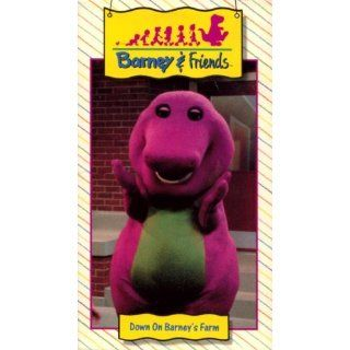 Barney & Friends   Down on Barneys Farm VHS Everything