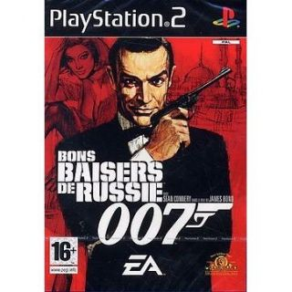 JAMES BOND 007 Bons baisers de Russie   Achat / Vente PLAYSTATION 2