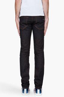 Rag & Bone Skinny Dark Blue Rb23x Jeans for men