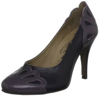 FLY London Womens Bead Pump Shoes