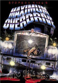 Maximum Overdrive Emilio Estevez, Pat Hingle, R. Pickett