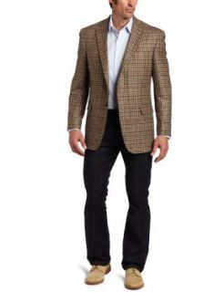 Austin Reed Mens Signature Large Check Two Button Sport