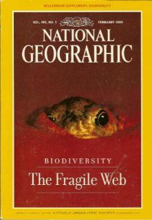 Vol. 195, No. 2, National Geographic Magazine, February 1999