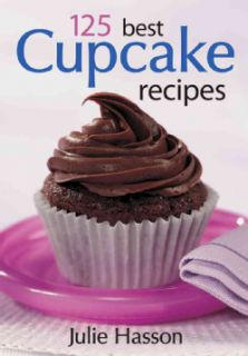 125 Best Cupcake Recipes (Paperback)