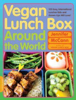 Vegan Lunch Box Around the World 125 Easy International Lunches Kids