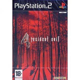 RESIDENT EVIL 4   Achat / Vente PLAYSTATION 2 RESIDENT EVIL 4