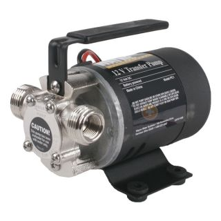 Wayne Water Systems PC1 12 Volt Portable Self Priming Transfer Pump
