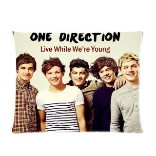 One Direction Pillowcase Standard Size 20x26 CC1774