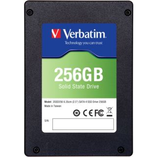 Verbatim 2SSD256 256 GB Internal Solid State Drive