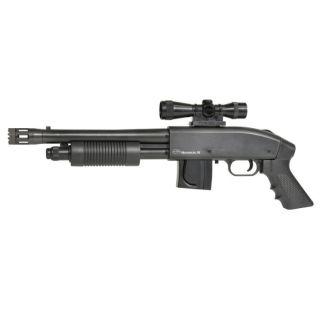Cybergun   Mossberg shotgun M590 court noir 0,6…   Achat / Vente