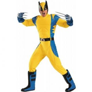 Mens Wolverine Costume High Quality Rental Quality Costume