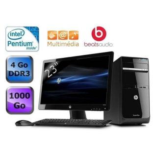 HP Pavilion p6 2255efm Desktop PC   Achat / Vente UNITE CENTRALE
