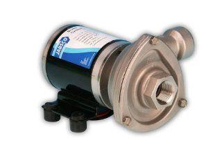 Jabsco 50840 0012 Marine High Flow Cyclone Pump (12 Volt