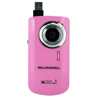 Bell + Howell Take 1 Video Camera with Flip See Price in Cart 3.0 (3