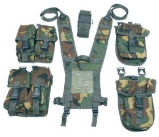 Web Tex British Military Std Plce Webbing Set Clothing