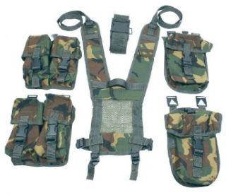 Web Tex British Military Std Plce Webbing Set Clothing