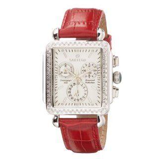 Sartego Womens SDWT193R Diamond Collection Swiss Quartz Movement
