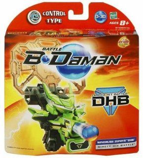 Battle B Daman DHB Windrush Zephyr Figure: Toys & Games