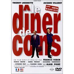 DVD Le dîner de cons en DVD FILM pas cher