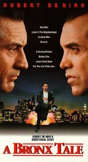 Bronx Tale [VHS] Robert De Niro, Chazz Palminteri, Lillo