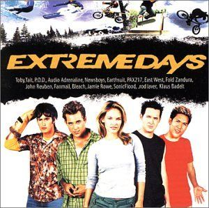 Extreme Days Various Artists, Toby McKeehan Music