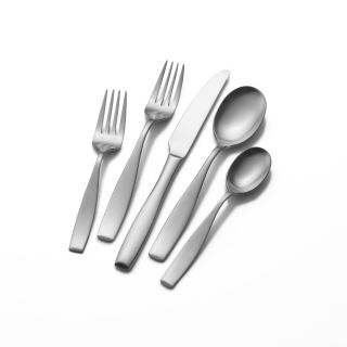 Mikasa Riverside 45 piece Satin Flatware Set