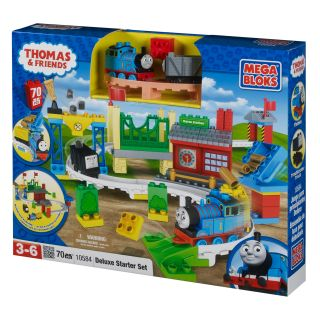 Mega Brands Thomas and Friends Deluxe Starter Playset